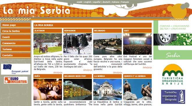 Moja Srbija web portal