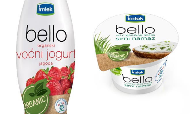 Bello organic krem sir Imlek