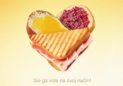Dobro jutro margarin - Dijamant