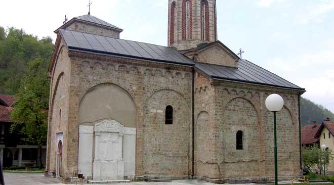 Manastir Rača Tara Bajina Bašta