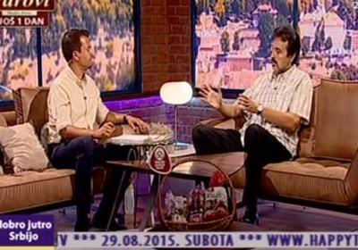 TV Happy Pokreni se upoznaj Srbiju
