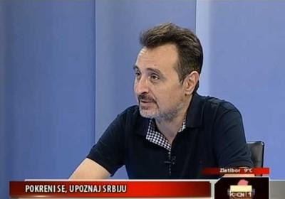 TV Kopernikus Pokreni se, upoznaj Srbiju