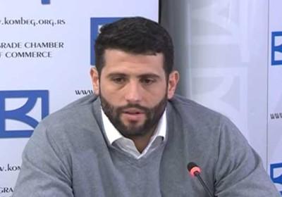 Aleksandar Šapić Čisto lice Srbije