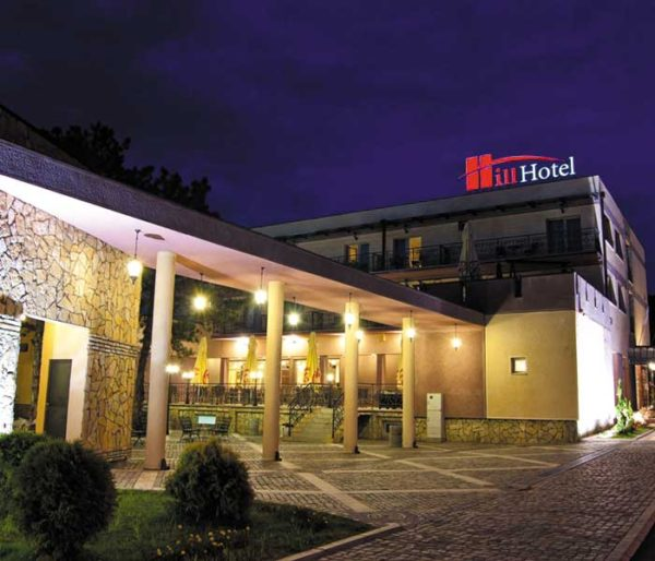 Hill hotel Jagodina