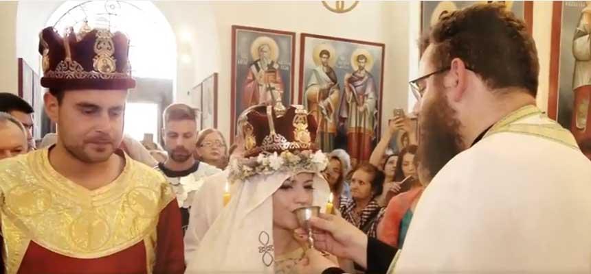 Srednjovekovno venčanje Kruševac Lazarica