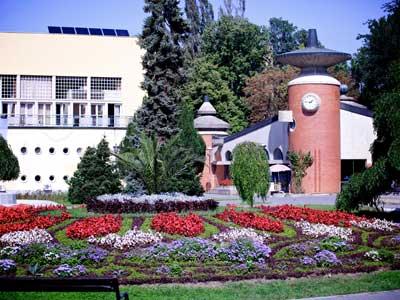 VRNJAČKA BANJA - Specijalna bolnica Merkur