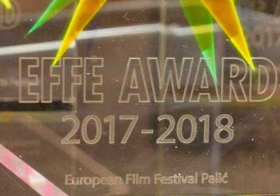 EFFE award