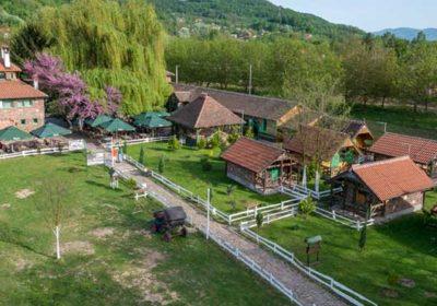 Banja Koviljača - Sunčana reka