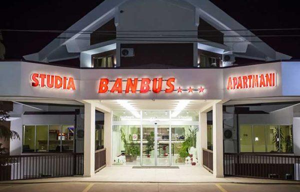 SOKOBANJA – Banbus Lux Studio Apartmani