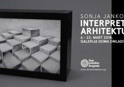 Sonja jankov Interpretacija arhitekture