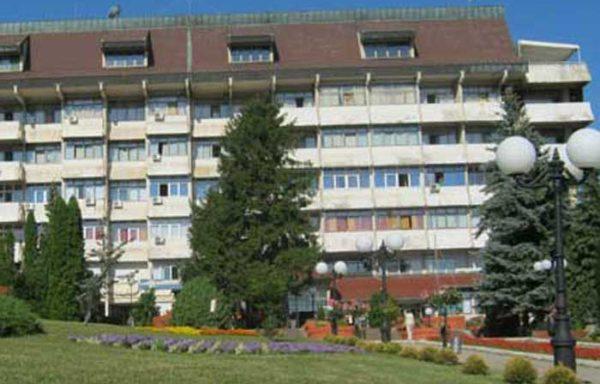 SOKOBANJA – Specijalna bolnica za nespecifične plućne bolesti