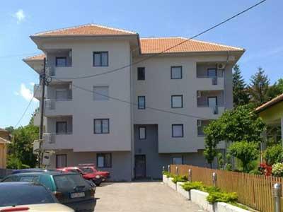 Vrnjačka Banja Apartman Đurić