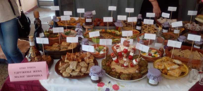 Gastro festival Ljubovija