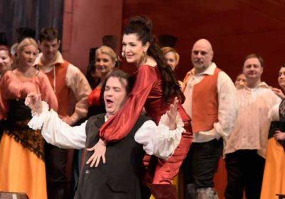 Narodno pozorište opera Moć sudbine