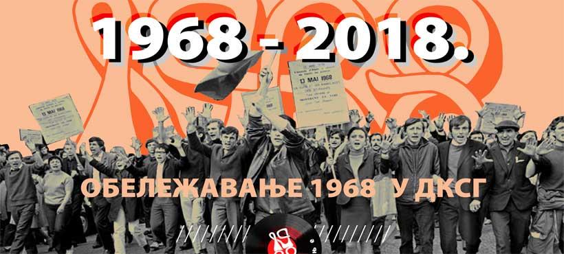 Studentske demonstracije 1968