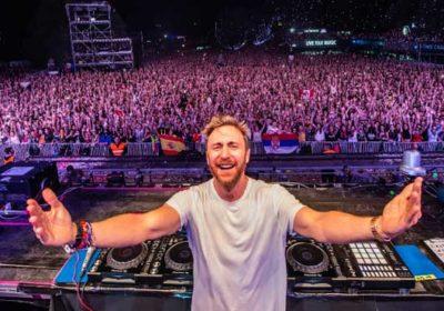 EXIT David Guetta