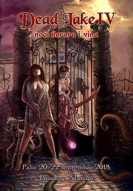 Dead Lake Horror & Wine Festival