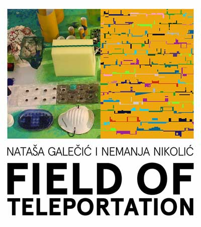 FIELD OF TELEPORTATION