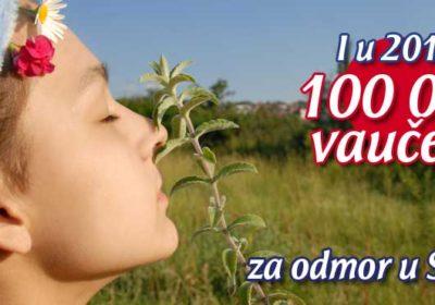 Vaučeri Srbija za odmor