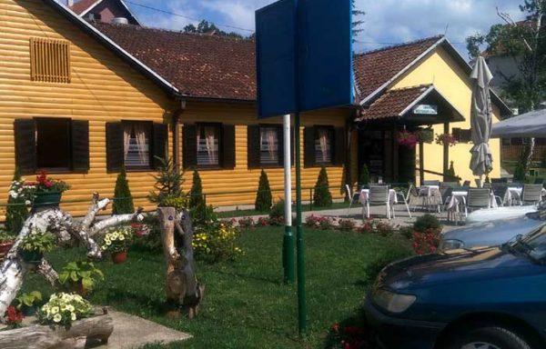 GORNJA TREPČA – Restoran sa sobama Zdravljak