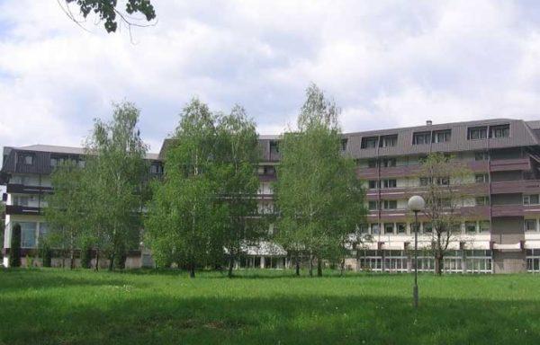 SOKOBANJA – Hotel Zdravljak