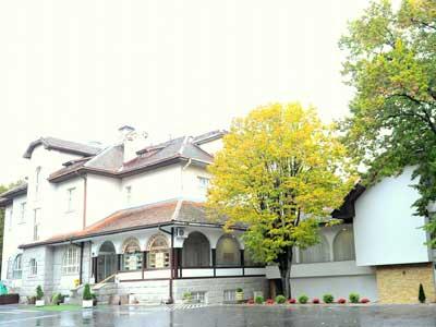 Topola Hotel Oplenac