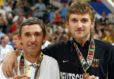 Svetislav Pešić Više od trenera