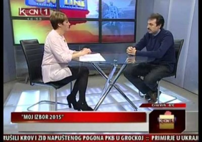 TV KCN Moj izbor Milan Ristić