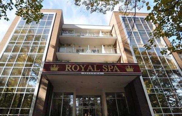 BANJA KOVILJAČA – Hotel Royal Spa
