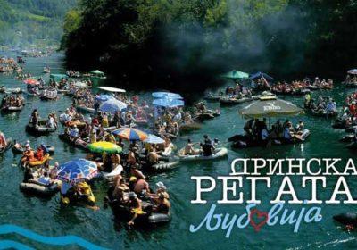 Drinska regata Ljubovija