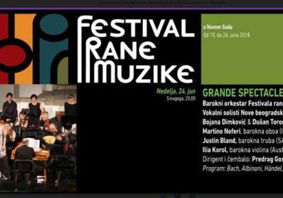 Festival rane muzike