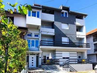 Sokobanja - Apartmani Veličković