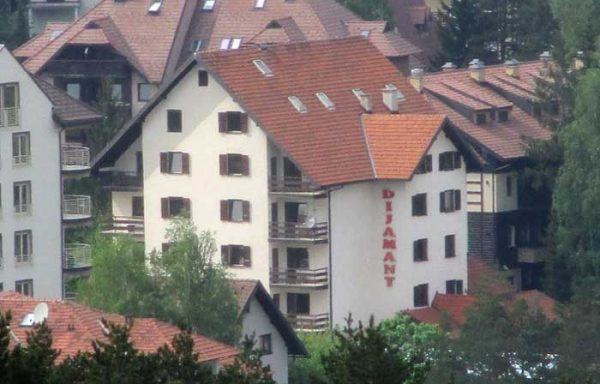 ZLATIBOR – Hotel Dijamant