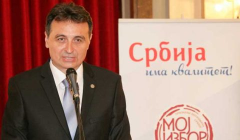 Milan Ristić Moja Srbija Moj izbor
