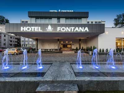 Vrnjačka Banja Hotel Fontana