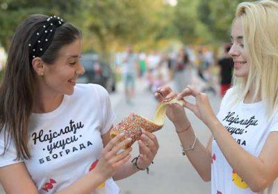 Najsladji ukusi Beograda