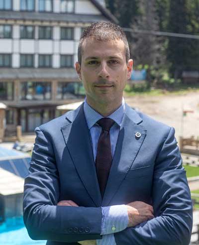 Radoš Đorđević Grand hotel