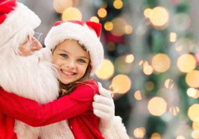 Deda Mraz si ti!