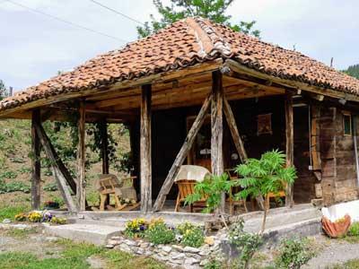 Lopatnica - Seosko domaćinstvo kod Cvela
