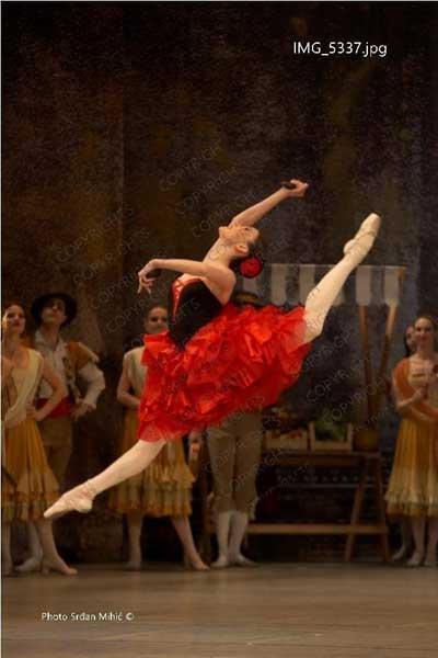 Koncert baleta Narodnog pozorišta
