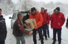 Pomoć ugroženim građanima na jugu Srbije