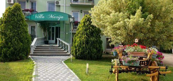 Bela Crkva - Vila Marija