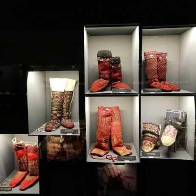 Ornamentalna baština - dvopređne čarape Srbije