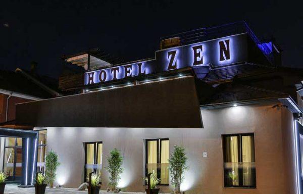 NIŠ – Garni Hotel Zen