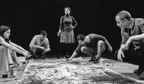 "Predstava ""Seks - umetnost - komunizam"" u Bitef teatru"