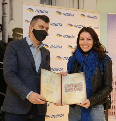 Pošta Srbije: Nove marke sa likovima glumačkih velikana svečano uručene članovima njihovih porodica