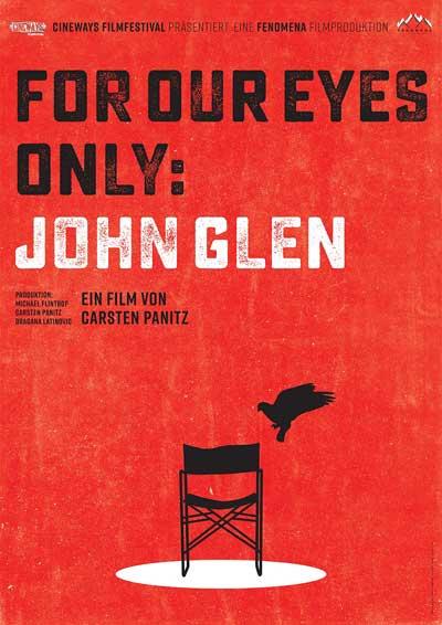 For your eyes only: John Glen