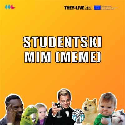 Studentski mim