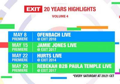 Exit TV - druga sezona
