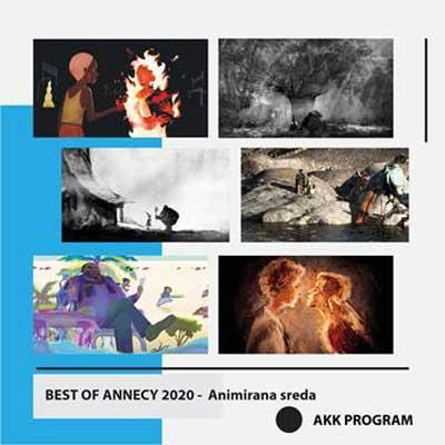 Program Akademskog kino kluba - BEST OF ANNECY 2020